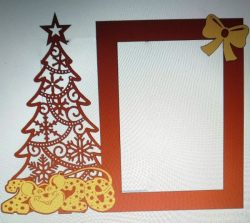 New year photo frame 2020 file cdr and dxf free vector download for Laser cut