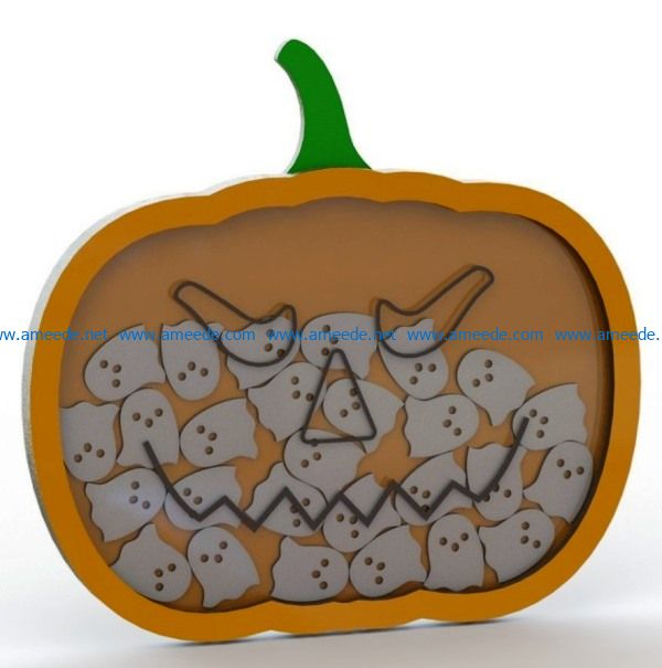 Pumpkin wishes file cdr and dxf free vector download for Laser cut