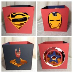 Superman badge file cdr and dxf free vector download for Laser cut