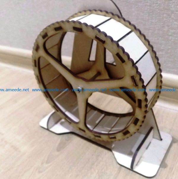 Wheel file cdr and dxf free vector download for Laser cut