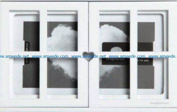Window portrait door file cdr and dxf free vector download for Laser cut CNC