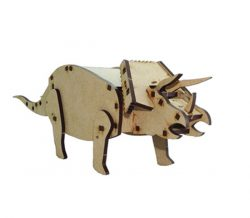 Wooden rhino file cdr and dxf free vector download for Laser cut