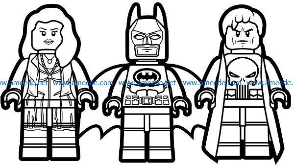 ant man coloring lego coloring pages coloring pages file cdr and dxf free vector download for print or laser engraving machines