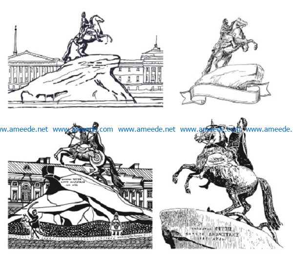 fellow rider file cdr and dxf free vector download for print or laser engraving machines