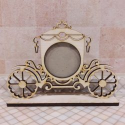 horse-drawn carriage file cdr and dxf free vector download for Laser cut
