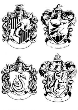 icon harry potter file cdr and dxf free vector download for print or laser engraving machines