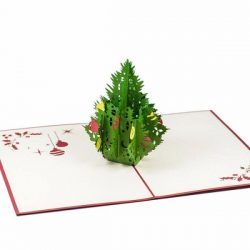 pine shaped card file cdr and dxf free vector download for Laser cut
