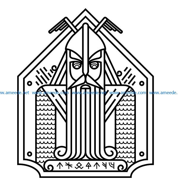 sketch comp file cdr and dxf free vector download for print or laser engraving machines