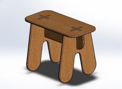 small chair file cdr and dxf free vector download for Laser cut