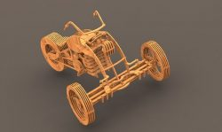 tricycle motorcycle file cdr and dxf free vector download for Laser cut