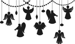 Angel dance file cdr and dxf free vector download for Laser cut Plasma