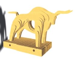 Bull file cdr and dxf free vector download for Laser cut