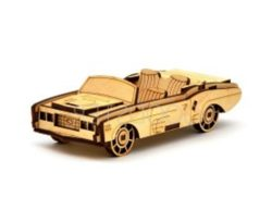 Chevrolet convertible file cdr and dxf free vector download for Laser cut