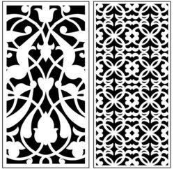 Design pattern panel screen AN00071260 file cdr and dxf free vector download for Laser cut CNC