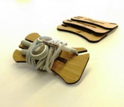Headphone organizer file cdr and dxf free vector download for Laser cut
