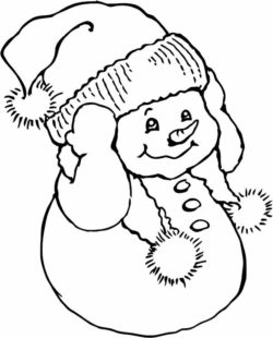 Snowman boy file cdr and dxf free vector download for Laser cut Plasma