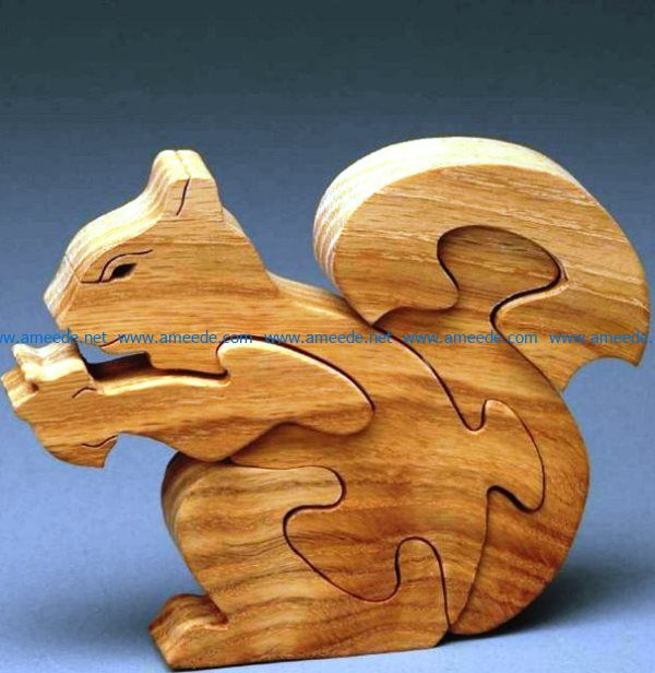 Squirrel family file cdr and dxf free vector download for Laser cut