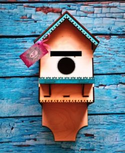Wooden bird house file cdr and dxf free vector download for Laser cut