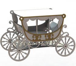 Wooden horse wagon file cdr and dxf free vector download for Laser cut
