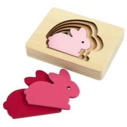 Arrange Bunnies file cdr and dxf free vector download for Laser cut
