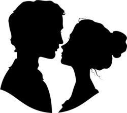 Couples dating file cdr and dxf free vector download for Laser cut Plasma