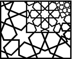 Decorative rectangles file cdr and dxf free vector download for Laser cut