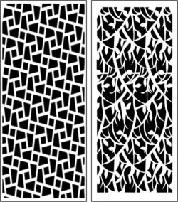 Design pattern panel screen E0008792 file cdr and dxf free vector download for Laser cut CNC