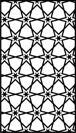 Design pattern panel screen E0008866 file cdr and dxf free vector download for Laser cut CNC