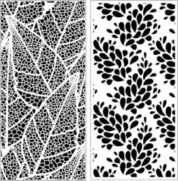 Design pattern panel screen E0008939 file cdr and dxf free vector download for Laser cut CNC