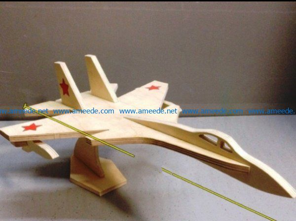 F4 military aircraft file cdr and dxf free vector download for Laser cut