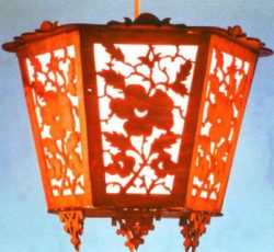 Flower lanterns file cdr and dxf free vector download for Laser cut