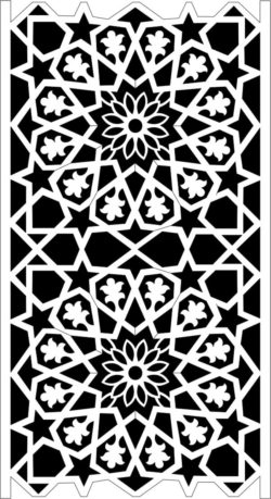 Islamic wood carving patterns file cdr and dxf free vector download for Laser cut CNC