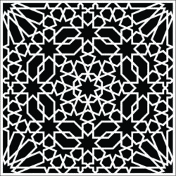 Pattern of square texture file cdr and dxf free vector download for Laser cut