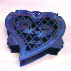 Valentine heart box file cdr and dxf free vector download for Laser cut