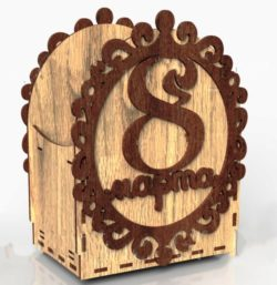 box march 8 file cdr and dxf free vector download for Laser cut
