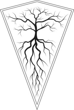 decoration tree  file cdr and dxf free vector download for laser engraving machines