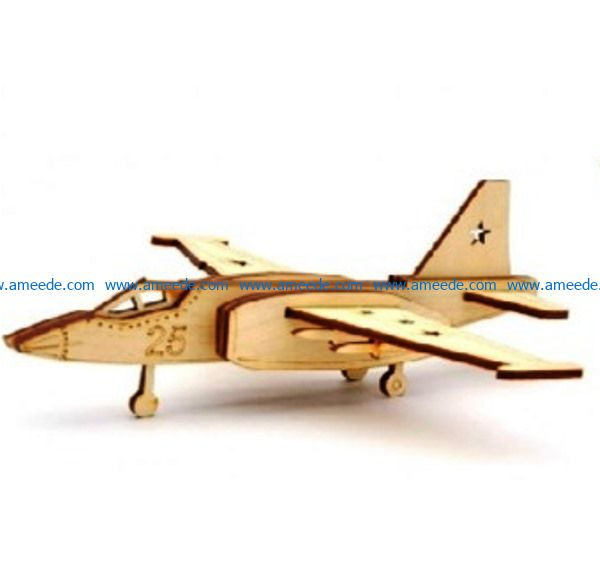 Aircraft designer file cdr and dxf free vector download for Laser cut