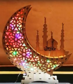 Arab lamp file cdr and dxf free vector download for Laser cut