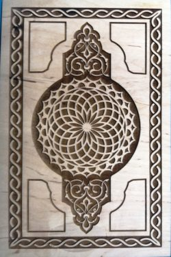 Decorative coperchi scatole file cdr and dxf free vector download for laser engraving machines