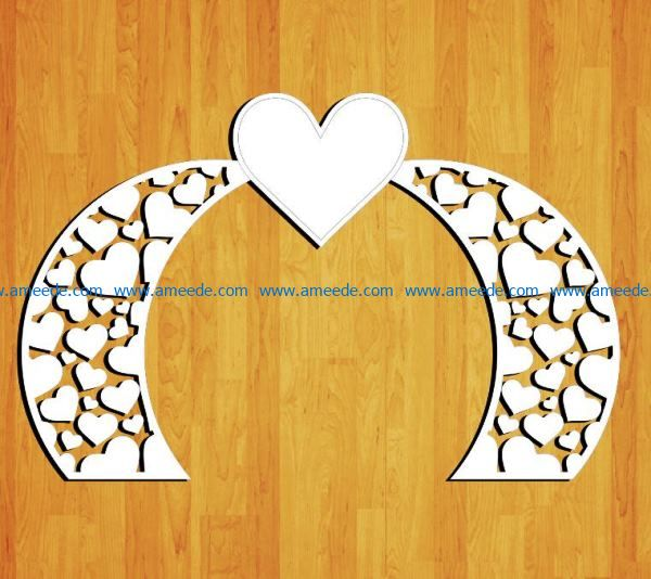 Design pattern panel screen E0009162 file cdr and dxf free vector download for Laser cut CNC