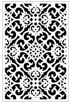 Design pattern panel screen E0009503 file cdr and dxf free vector download for Laser cut CNC