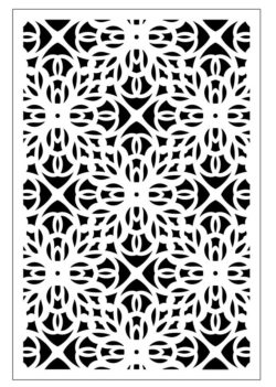 Design pattern panel screen E0009505 file cdr and dxf free vector download for Laser cut CNC