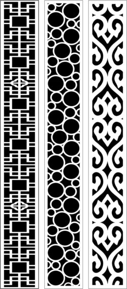Design pattern woodcarving E0009623 file dxf free vector download for Laser cut CNC