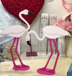 Multi layer flamingo file cdr and dxf free vector download for Laser cut