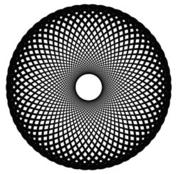 Round swirl file cdr and dxf free vector download for Laser cut