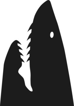 Sharks and paws file cdr and dxf free vector download for Laser cut