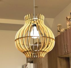 Simple chandelier file cdr and dxf free vector download for Laser cut