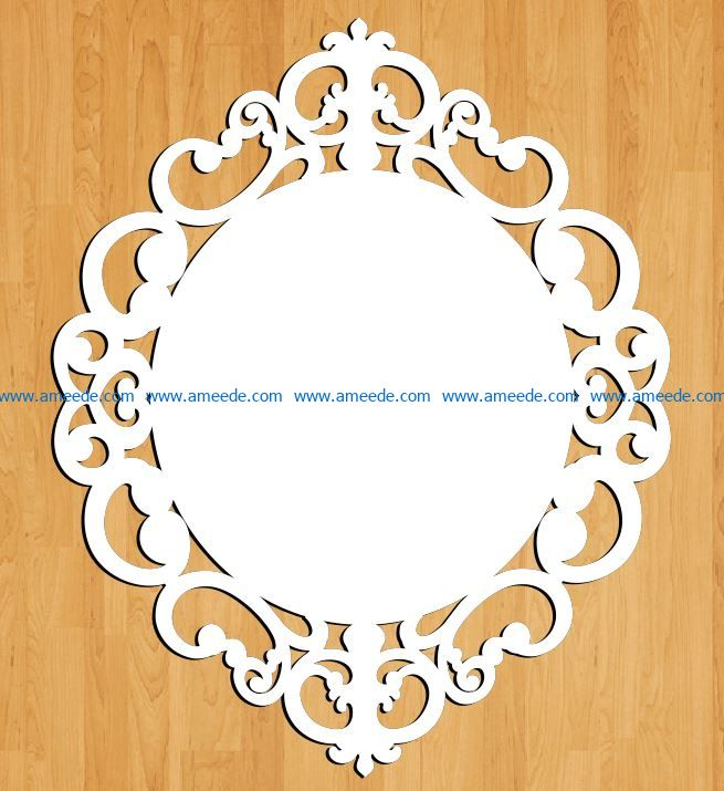 Simple wedding decor fonts file cdr and dxf free vector download for Laser cut