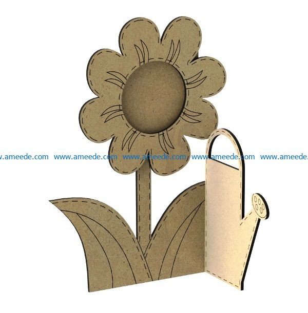 Waterproof portrait file cdr and dxf free vector download for Laser cut