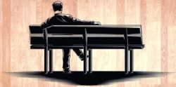 back people sitting on benches file cdr and dxf free vector download for laser engraving machines